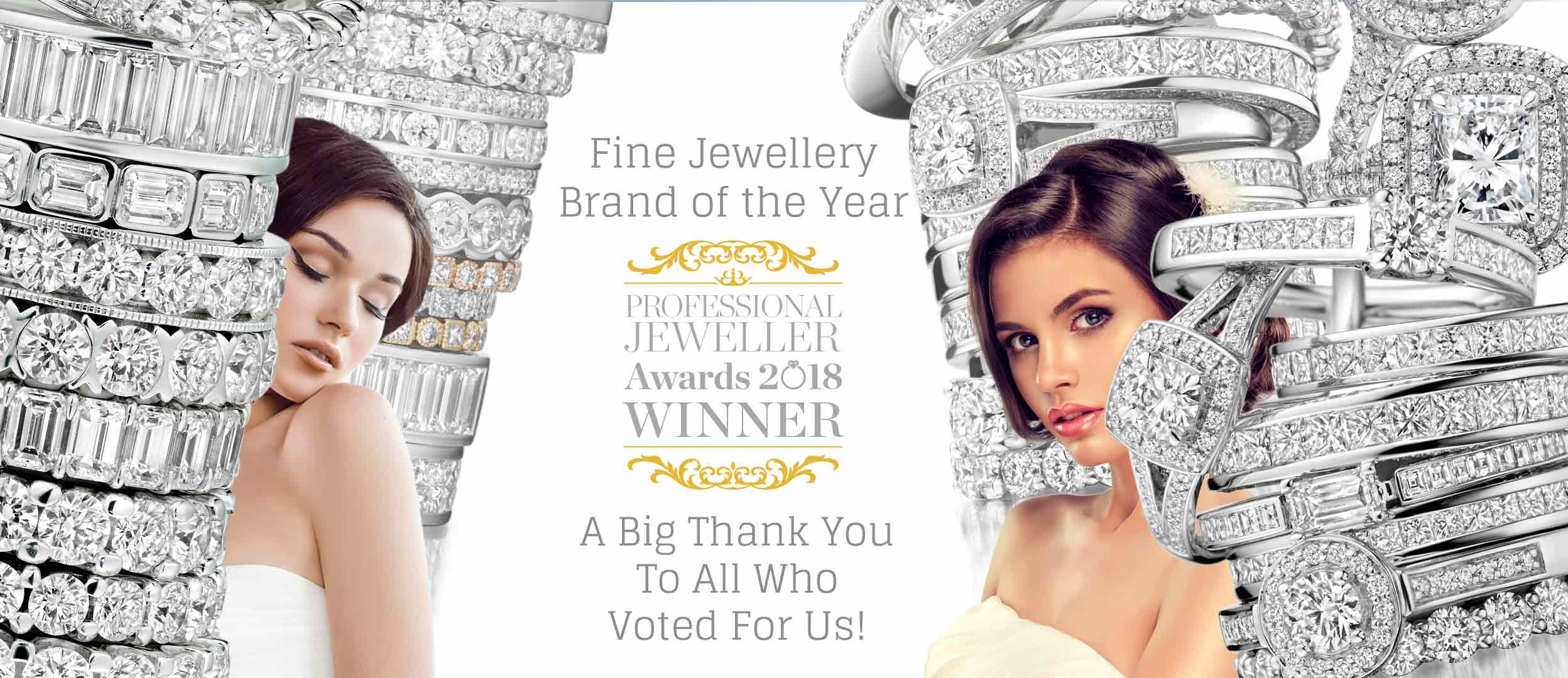 Fine Jewellery Brand of the Year Winner 2018
