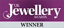 UK Jewellery Awards Winner